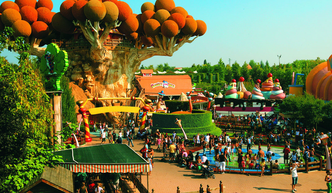 Gardaland, il parco divertimenti più grande d'Italia